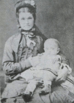 Sarah A. Borley Janes with George Murray Janes