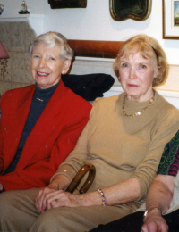 Bernice Keough, Mary Soulliere