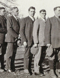 Dougall, Charlie, George, Grant, Wilbur, Ray, Cecil before 1930